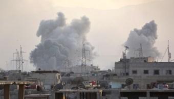 No cesan combates en Siria en la búsqueda por recuperar los territorios ocupados