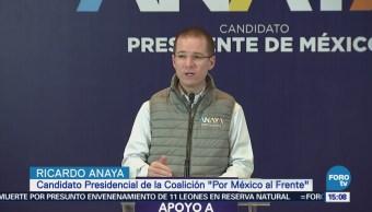 Resolución Tepjf Confirma Intervención Gobierno Anaya