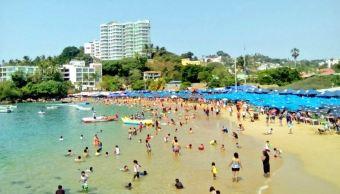 Reportan saldo blanco durante vacaciones de Semana Santa en Acapulco