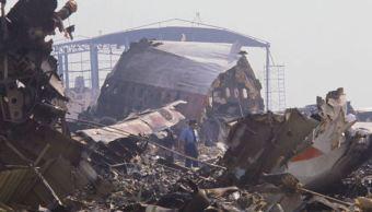 Vuelo 2605, la mayor tragedia aérea en la historia de la Ciudad de México