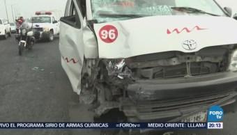 Noticias, Televisa News, Accidentes, Viales, Transporte, Público