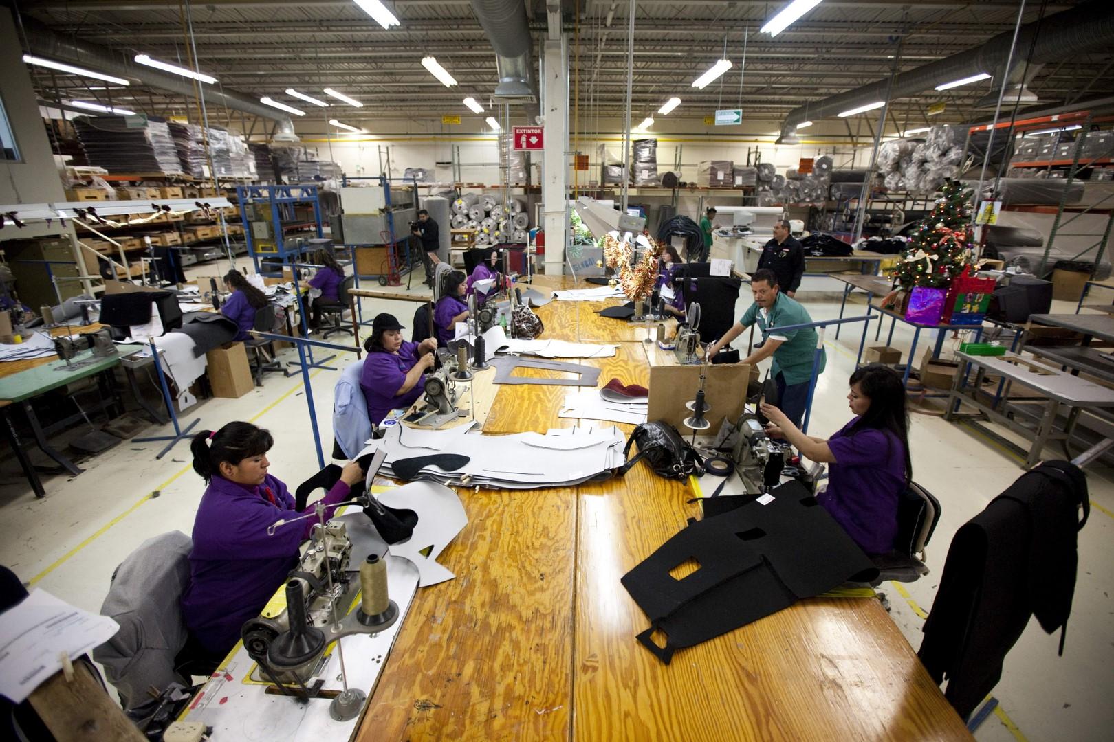 Actividad económica crece 0.7 por ciento en febrero; Inegi