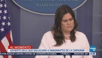 Advierte eu enjuiciará miembros 'viacrucis migrante'