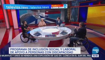 Agenda Discapacidad Inclusión Social Laboral Apoyo Personas Discapacidad