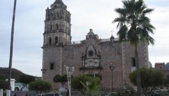 Iglesia de la Purísima Concepción en Álamos, Sonora, patrimonio de la humanidad