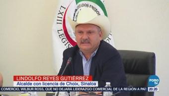Alcalde Choix Comparece Senado República Recomendación CNDH