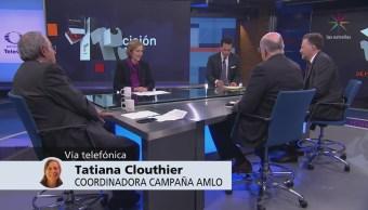 Amlo Fue Capaz Exponer Claramente Propuestas Tatiana Clouthier