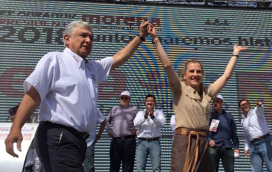 amlo campaña presidencia juarez chihuahua corrupcion