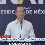 Anaya Comparte Expectativas Primer Debate Presidencial