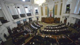 Asamblea Legislativa de la Ciudad de México clausura segundo periodo ordinario