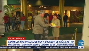 Asamblea Nacional elegirá al sucesor de Raúl Castro