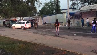 Reforzarán seguridad tras ataque en preparatoria de Cd Victoria Tamaulipas