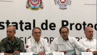 Presentan atlas de peligros y riesgos del estado de Colima
