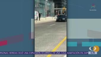 Atropellamiento masivo en Toronto fue deliberado