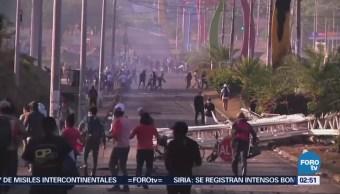 Aumenta Cifra Muertos Protestas Nicaragua, Manifestaciones