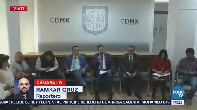 Autoridades de la CDMX realizarán operativos para combatir la corrupción