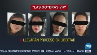Autoridades Investigan Dos Bandas Goteras