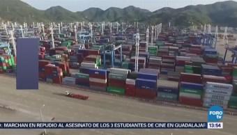 Balanza Comercial México Reporta Superávit Mil 918 Mdd