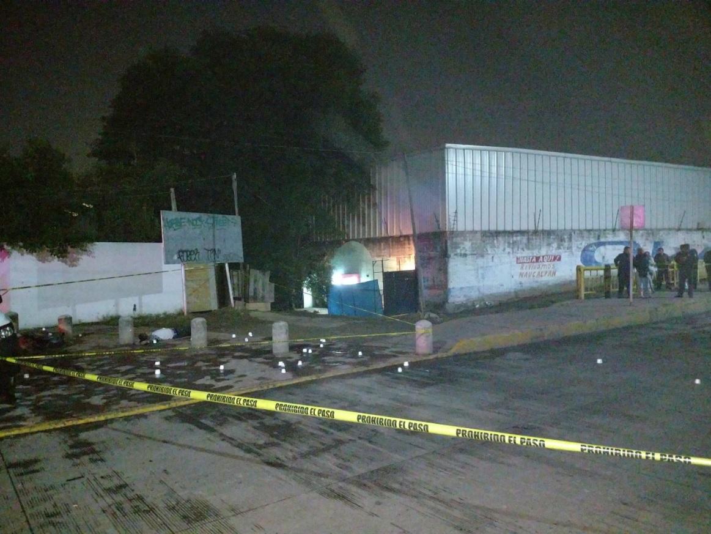 Llueven balas en EdoMex; reportan 3 muertos en una balacera