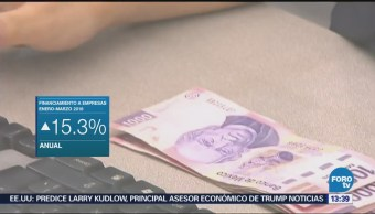Bancos en México ganaron 23 mil 900 mdp en primer trimestre 2018