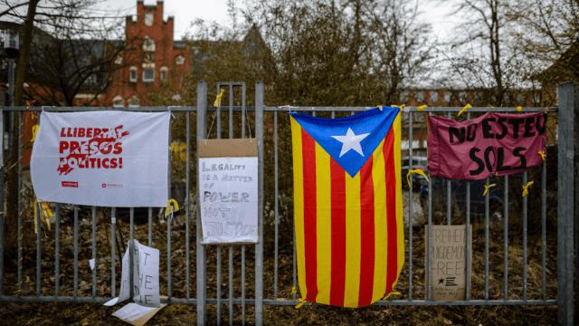 Justicia alemana deja en libertad a Puigdemont