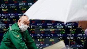 Bolsa de Tokio cierra a la baja