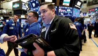 Índice Dow Jones baja 1.29 por ciento
