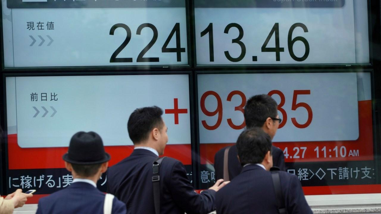 Bolsas Asia Pacífico cierran al alza