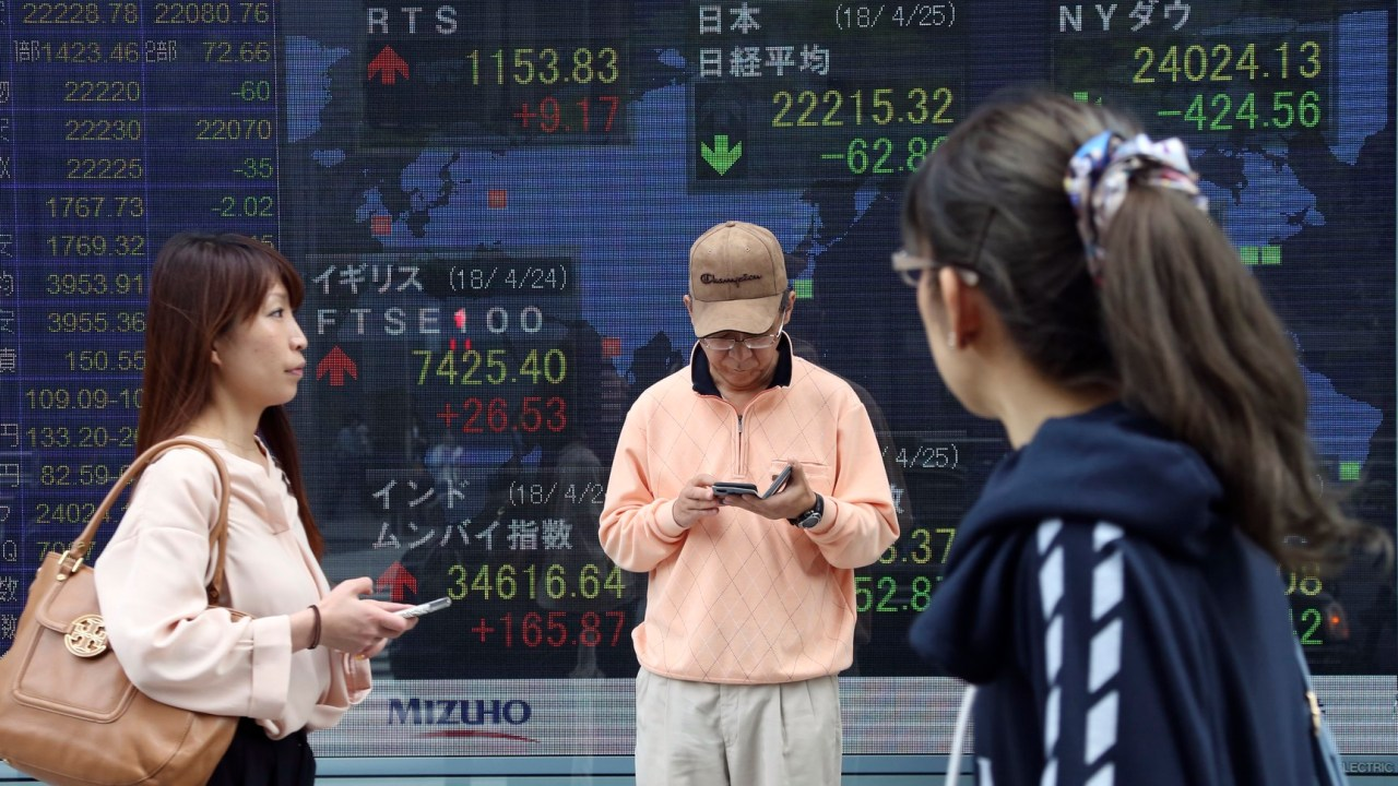 Bolsas de Asia-Pacífico reportan cierres mixtos. (AP)