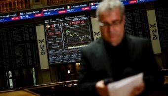 Las Bolsas Europeas abren a la baja