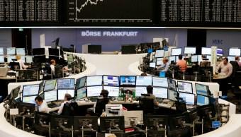 Bolsas europeas suben tras repunte del sector de materias primas