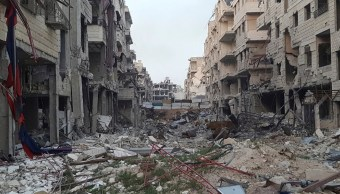 Bombardeos Guta Oriental deja 32 civiles muertos