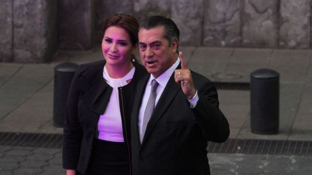 'Traten bien a los policías', dice Jaime Rodríguez en Nuevo León