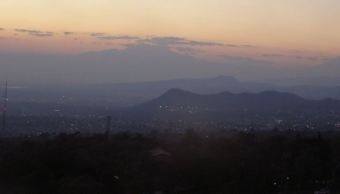Noreste y centro, las zonas más contaminadas del Valle de México
