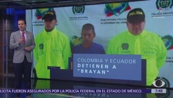 Capturan a líder disidente de las FARC comandado por 'Guacho'
