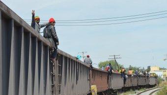Caravana del Viacrucis Migrante sale de Jalisco