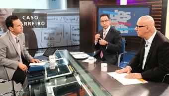 Javier Lozano y Dante Delgado exponen acusaciones sobre caso Barreiro en Despierta