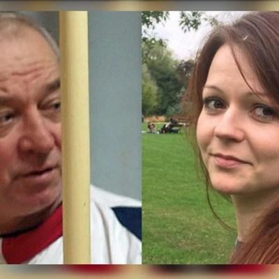 Rusia cree que Londres secuestró al exespía Serguéi Skripal y a su hija Yulia