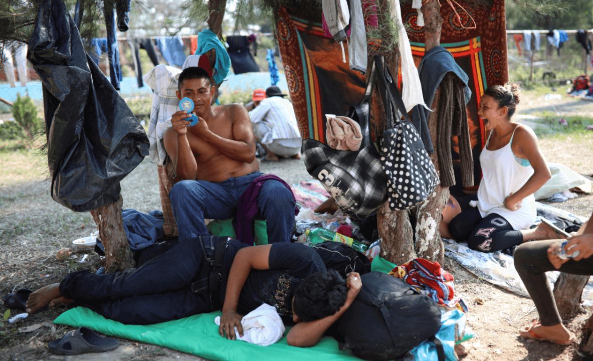 Muro de Trump no frenará migración, dice fundador Pueblos sin fronteras