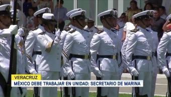 Ceremonia 104 Aniversario Gesta Heroica Veracruz