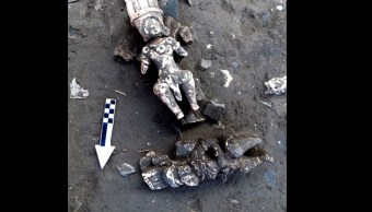 "INAH recupera objetos arqueológicos en aldea prehispánica ""Chak Pet"", en Tamaulipas"