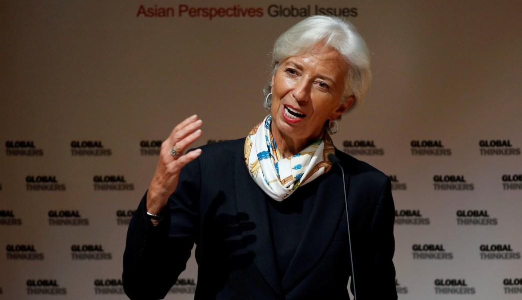 Christine Lagarde pide apartarse del proteccionismo