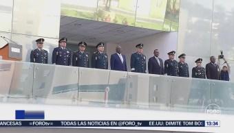 Cienfuegos Recibe Ministro Defensa Haití