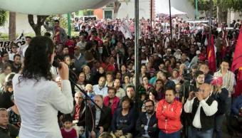 Sheinbaum habla de las preferencias de Cuauhtémoc Cárdenas