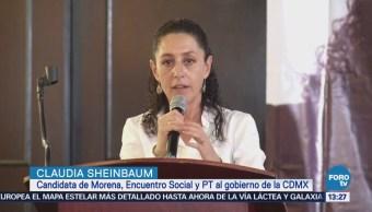 Claudia Sheinbaum critica la actual organización de la Policía en la CDMX
