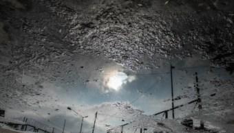Frente frío 46 ocasionará tormentas en el noreste y oriente del país