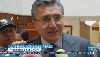 Cndh Condena Violencia Política México