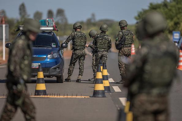 Colombia despliega militares frontera Ecuador muerte periodistas