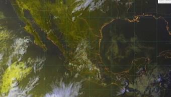 Frente 45 provocará vientos fuertes y tolvaneras en norte del país