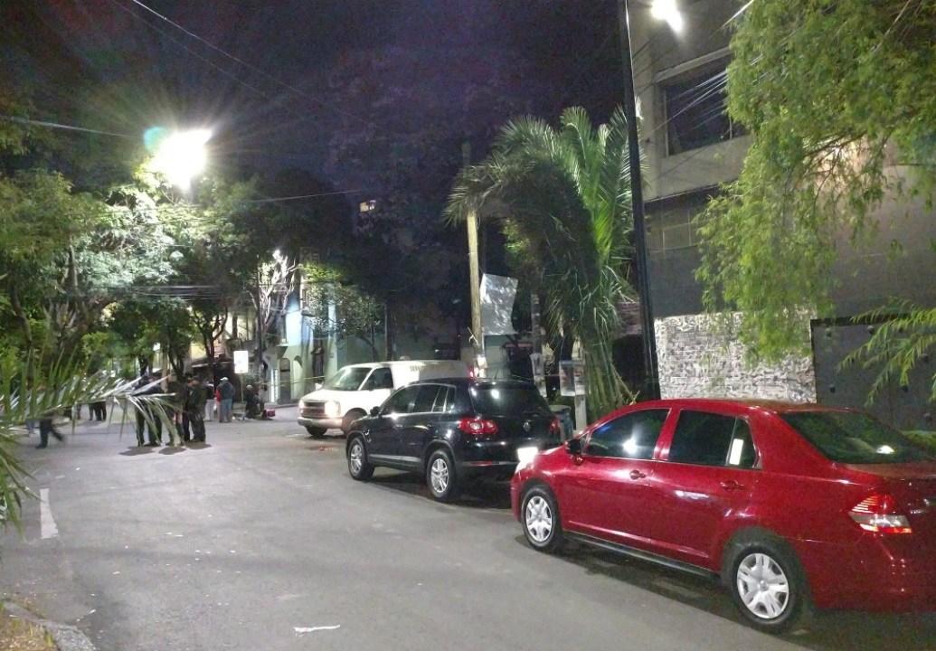 Un adolescente fue asesinado a balazos en un bar de la Condesa